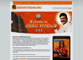 siddharpeedam.org