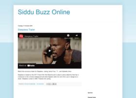 siddubuzzonline.blogspot.com