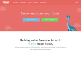 sidebar.wufoo.com