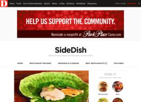 sidedish.dmagazine.com