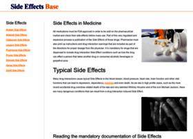 sideeffectsbase.com