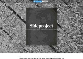 sideproject.io