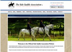 sidesaddleassociation.co.uk