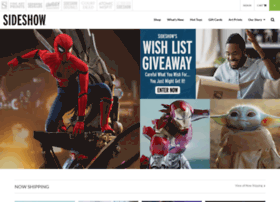 sideshowcollectibles.com
