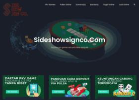 sideshowsignco.com