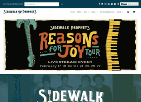 sidewalkprophets.com