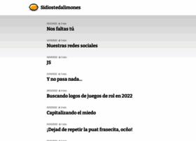 sidiostedalimones.com