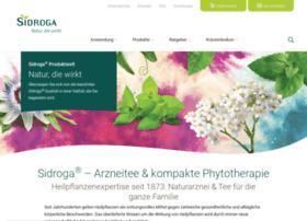 sidroga.com