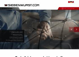 siebenwurst.com