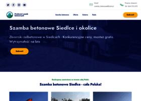 siedlce.szamba-betonowe.com