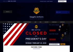 siegelsuniforms.com