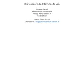 siegert-osteopathie.de
