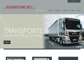 sieke-transporte.de