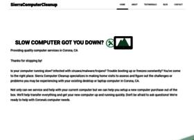 sierracomputercleanup.com