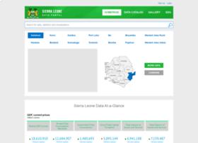 sierraleone.opendataforafrica.org