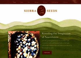 sierraseeds.org