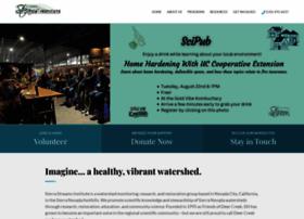 sierrastreamsinstitute.org
