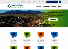sierravistaaz.gov