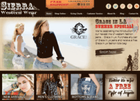 sierrawesternwear.com