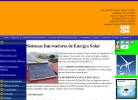 siesol-calentador-solar.com.mx