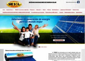siesol.com.mx