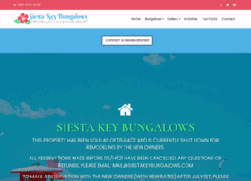 siestakeybungalows.com
