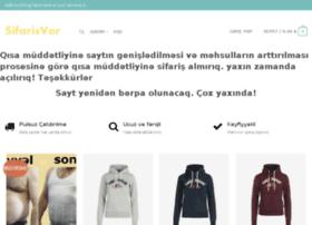 sifarisver.com