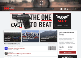 sigarms556.com