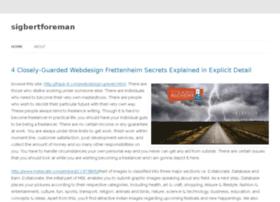 sigbertforeman.wordpress.com