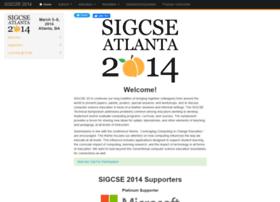 sigcse2014.sigcse.org