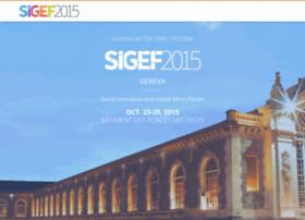 sigef2015.com
