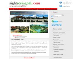 sightseeingbali.com