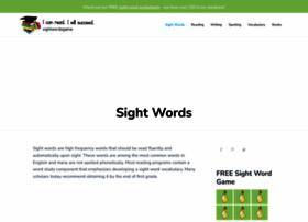 sightwordsgame.com