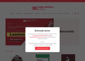 sigloxxieditores.com.mx