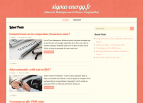 sigma-energy.fr