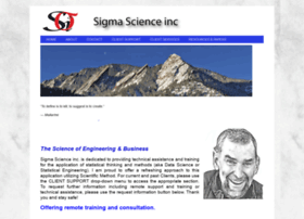 sigma-science.com