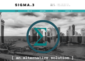 sigma3.com.sg