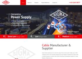 sigmacable.com