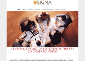 sigmaresearch.com