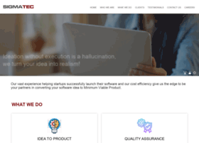 sigmatec.com.pk
