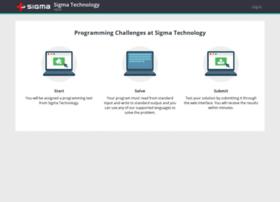 sigmatechnology.kattis.com
