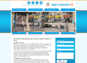 sign-express.nl