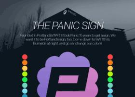sign.panic.com