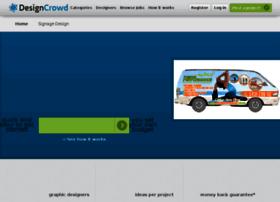 signage.designcrowd.com