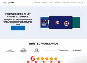 signagelive.com