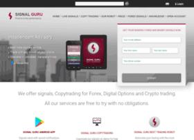 signal-guru.com