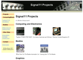 signal11.org.uk