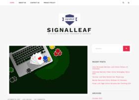 signalleaf.com