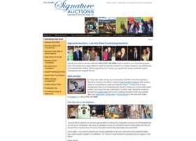 signature-auction.com