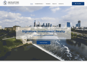 signature-investment.com